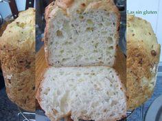 Un pan grandisimo y buenísimo! Como el que comíamos en los restaurantes Italianos hace años… Pues esta receta es de mi querida amiga Pilar, que como ya todos sabréis, tiene los maravillosos b…