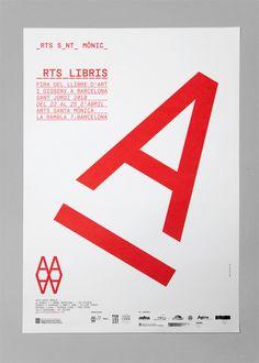Identidad Arts Libris 2010 clase bcn studio
