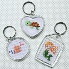 Thrilling Designing Your Own Cross Stitch Embroidery Patterns Ideas. Exhilarating Designing Your Own Cross Stitch Embroidery Patterns Ideas. Tiny Cross Stitch, Cross Stitch Kits, Cross Stitch Designs, Mermaid Cross Stitch, Easy Cross Stitch Patterns, Cross Stitching, Cross Stitch Embroidery, Embroidery Patterns, Hand Embroidery