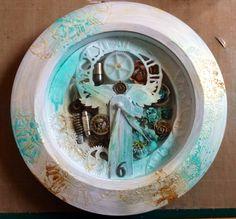 Horloge altérée Made in sirius