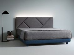 Although you probably needed to purchase your mattress and box spring different from the headboard, in the event that you . Read Cool Headboard Ideas For Beauty Bedroom Bed Cushion Design, Sofa Design, Bed Headboard Design, Headboard Ideas, Furniture Design, Luxury Bedroom Design, Bedroom Bed Design, Home Room Design, Bed Back Design