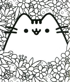 Nyan cat coloring pages coloring page 46 tremendous nyan cat coloring pages Pusheen Coloring Pages, Fox Coloring Page, Unicorn Coloring Pages, Coloring Pages For Girls, Animal Coloring Pages, Coloring Pages To Print, Colouring Pages, Coloring Books, Nyan Cat