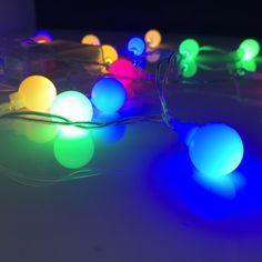 find more led string information about 4m 40led colorful led battery christmas lights aa battery operated