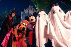 halloween party at disney