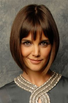 No. 2: The Katie Holmes Bob, 11 Hairstyles We're Sick Of - (Page 3)