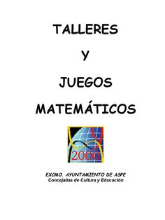 Title: JUEGOS MATEMÁTICOS, Author: Marisol Cardenas Valle, Length: 71 pages, Published: Primary Maths, Primary Education, Primary School, Algebra, Math Games, Math Activities, Math For Kids, Math Classroom, School Projects