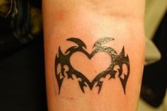 Tribal heart tattoos are famous in girl and woman especially in youth.This tattoos give a pleasant look to every ones.In fact heart is the symbol of love and affections.It is common thinking that heart related things represent the feeling of love and compassion for every ones.If,we think about love we construct heart on our body.