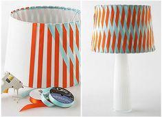5 idées pour fabriquer un abat-jour tendance - IdeeCO - Des photos et des idées de décoration intérieure pour vous aider.