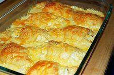 Chicken Crescent Roll Casserole