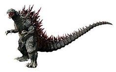 Gigantic Series Yuji Sakai Modeling Collection Godzilla 1999 Godzilla 2000 Tot
