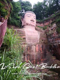 leshan giant buddha tours ChengDu WestChinaGo Travel Service www.WestChinaGo.com Tel:+86-135-4089-3980 info@WestChinaGo.com Giant Buddha, Chengdu, Tours, Nature, Travel, Naturaleza, Viajes, Destinations, Traveling