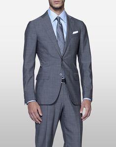 Zegna - Suit up !