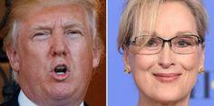 Trump reacciona a las críticas de Meryl Streep | Entérate de lo...