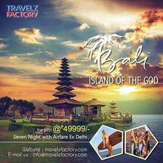 #Bali Island Of The God.