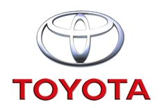 Large Toyota Car Logo