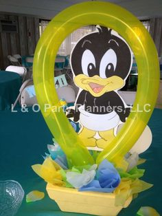 Baby Looney Tunes Baby Shower Party Ideas | Photo 1 of 34 | Catch My Party