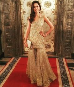 Sehyr beautiful in a #sairarizwan formal