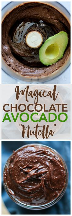 """This healthy homemade """"Nutella"""" recipe is better than the real thing!"""
