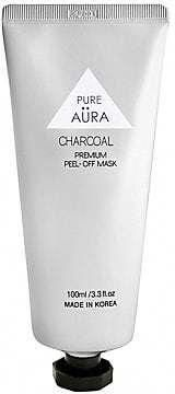 Pure Aura Pure Aura Charcoal Peel-Off Mask #CharcoalMaskBenefits