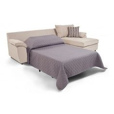 Saturn 3 Piece Right Arm Facing Innerspring Sleeper Sectional