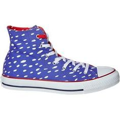 Converse Chuck Taylor® All Star® High Top Sneaker  One I've never seen elsewhere . . .