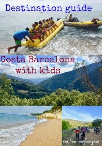 This destination guide to Costa Barcelona with kids covers everything you need to know to plan a memorable family holiday. There are recommendations for family friendly accommodation, regions best restaurants, best time to visit, transportation information. Lots of useful websites are also listed to help make planning your family holiday easy!