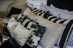 LA PETITE FRANCAISE cushions collection designed by BERENGERE LEROY
