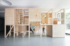 Ausstellung Wohnungsfrage: Vier Wohnmodelle