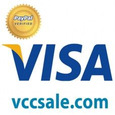 PayPal vcc Verifcation