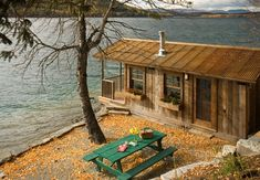 Having it All in a Small Cabin - Cabin Life Magazine - Photo by Heidi A. Long