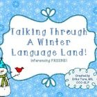 This inferencing freebie is a sample from my interactive winter jeopardy packet, Talking Through A Winter Language Land. Also check out my other...