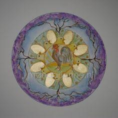 Mandalas and More Decorative Plates, Tableware, Home Decor, Mandalas, Dinnerware, Decoration Home, Room Decor, Tablewares, Dishes