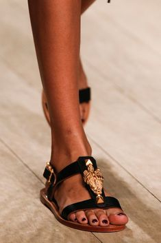 Valentino Sandals. Paris Fashion Week 13