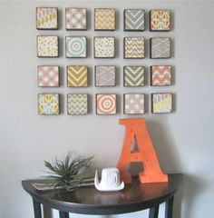 Art Block 5x5  Twenty 20 Set Choose your Designs by redtilestudio, $500.00