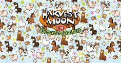 Harvest Moon 3D A New Beginning Rom - 3DS CIA Region Free (USA) - http://www.ziperto.com/harvest-moon-3d-a-new-beginning-rom/