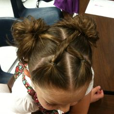 Girls hairstyle!