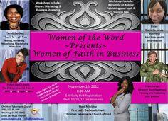Join me Nov. 10, 2012 in DC