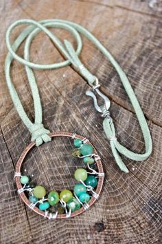 Journey to the center of the earth. Cool colors and clasp. Mermaid tears jewelry