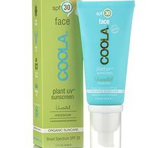 Plant UV® Face SPF 30 Unscented Moisturizer will nourish your face while protecting form the sun. It has many natural and organic ingredients so its healthy for you skin too!http://www.justbloombox.com/shop/plant-uv-face-spf-30-unscented-moisturizer/