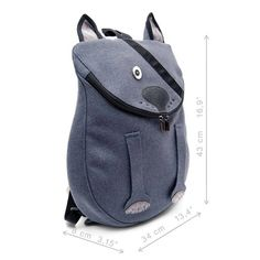 Woollen animal-like man's backpack. Backpack Pattern, Men's Backpack, Backpack Handbags, Animal Backpacks, Cute Backpacks, Cat Purse, Travel Bags For Women, Small Crossbody Bag, Kids Bags