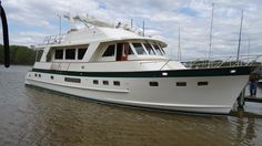 65 Grand Alaskan trawler for sale. Get the images, full specs, images, movie and price of this Grand Alaskan 65 trawler for sale. Yacht For Sale, Boats For Sale, Trawlers For Sale, Liveaboard Boats, Expedition Yachts, Classic Yachts, Used Boats, Fort Lauderdale, Cruise