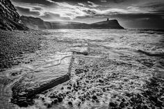 Kimmeridge Bay at sunrise. This is the black and white picture of the sunrise at Kimmeridge Bay which I produced this morning using Nik Silver Efex Pro. This image will get added to a new web page I am working on featuring my black and white landscape photography in Dorset. #canon6d #canon #canonphotographer #canonphotography #canonphotos #rickmcevoyphotography #rickmcevoy #architecturalphotography #architecturalphotographer #architecturephotography #architecturephotographer…