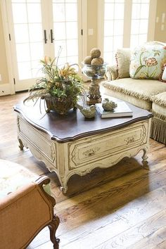 a8c5154a9b122 17 Best french country coffee table images