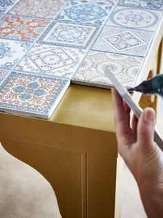 Новая жизнь старой столешницы.  #diy #своимируками #мастеркласс #handmade - Furnish Home - Google+