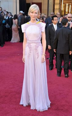 This Givenchy gown that Cate Blanchett wore is one of my favourite red carpet gowns ever.