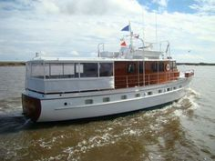 Trumpy Yachts - Page 3 - YachtForums.Com