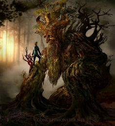 Treant - By Alex Ruiz