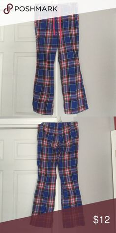 ⚜Plaid Pajama Pants Lightly worn. Super comfy! No rips/tears/stains Old Navy Intimates & Sleepwear Pajamas
