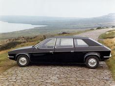 Austin Princess 2200 Limousine.