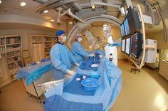 Special Investigations In Cardiology III: Cardiac Catheterisation, Interventional Radiology And Angiography